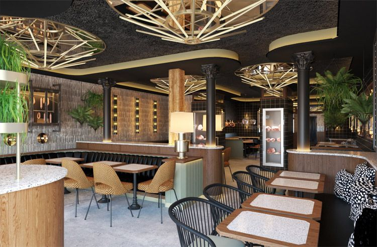 Restauración news – SteakBurger inaugura su sexto restaurante en el centro de Madrid
