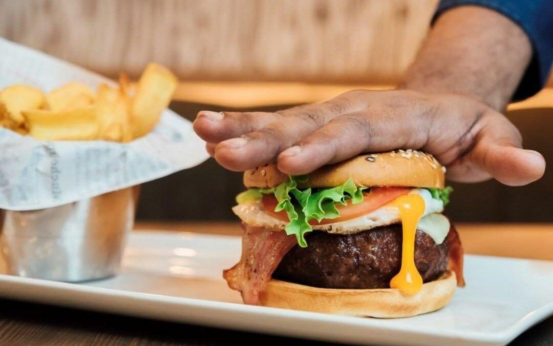 Crea tu propia hamburguesa: Sé libre