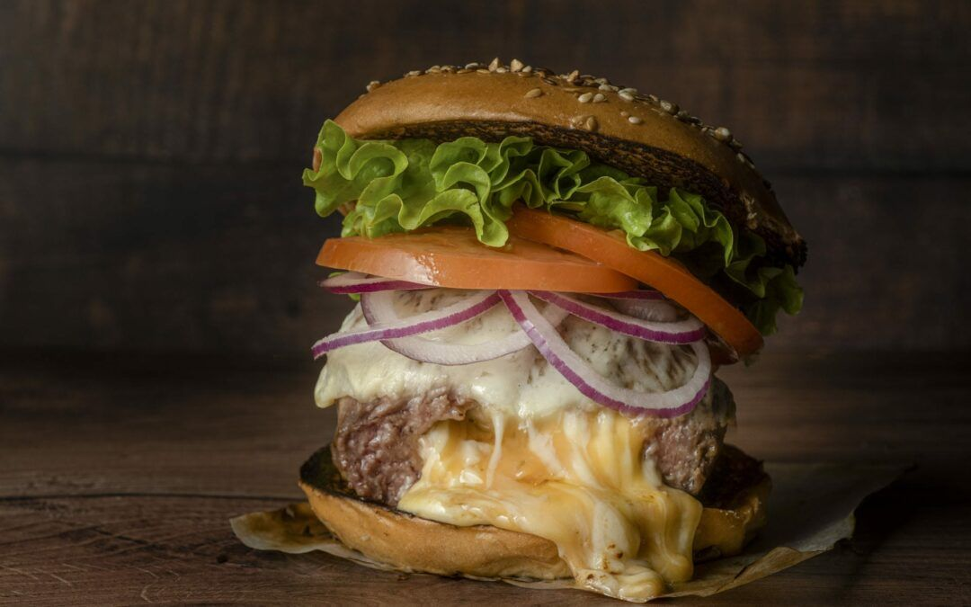 Los beneficios de hamburguesa de ternera SteakBurger