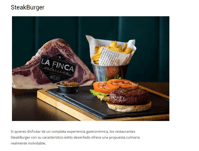 Las cinco mejores hamburguesas que puedes comer en Madrid