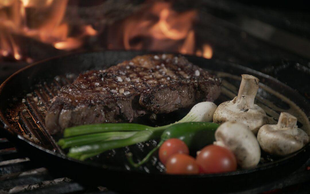 Carnívoros del mundo Steakburger es vuestro sitio