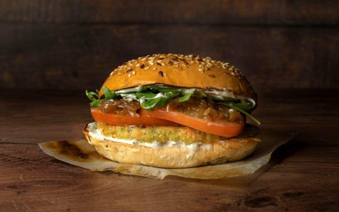 Hamburguesa: comida saludable. Rompe los tópicos.