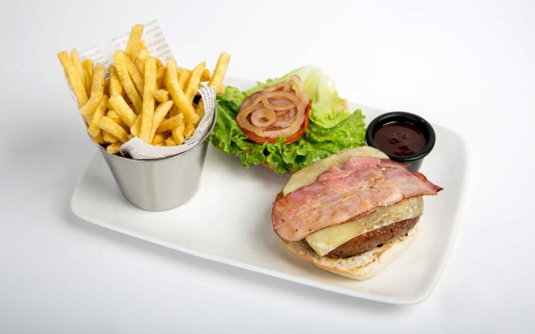 SteakBurger, una hamburguesería con carácter
