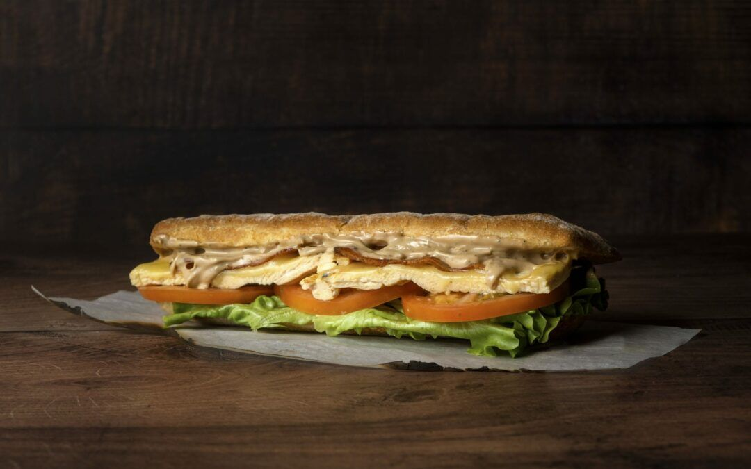 ¿No eres de burger? Te presentamos nuestros sandwiches