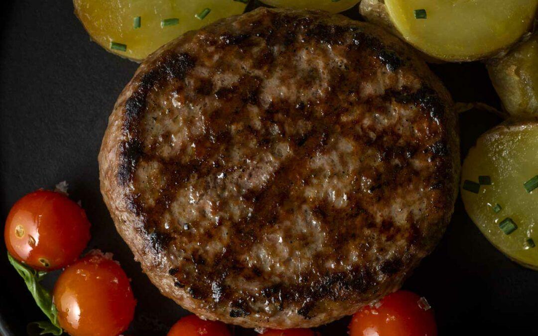 Nuestra carne 100% calidad: Comida saludable.