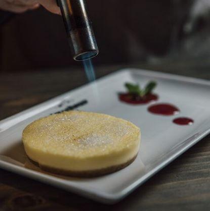¿Conoces nuestra tarta de queso invertida?