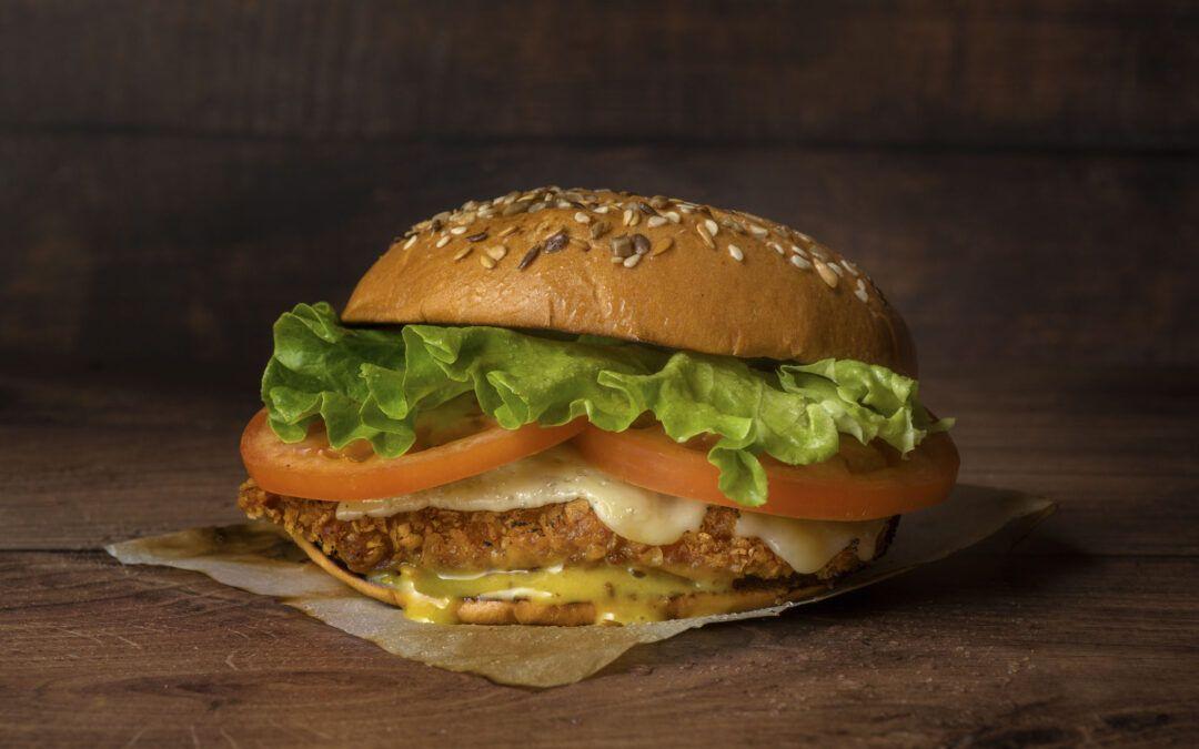 ¿Prefieres las hamburguesas de pollo? ¡Prueba las nuestras!