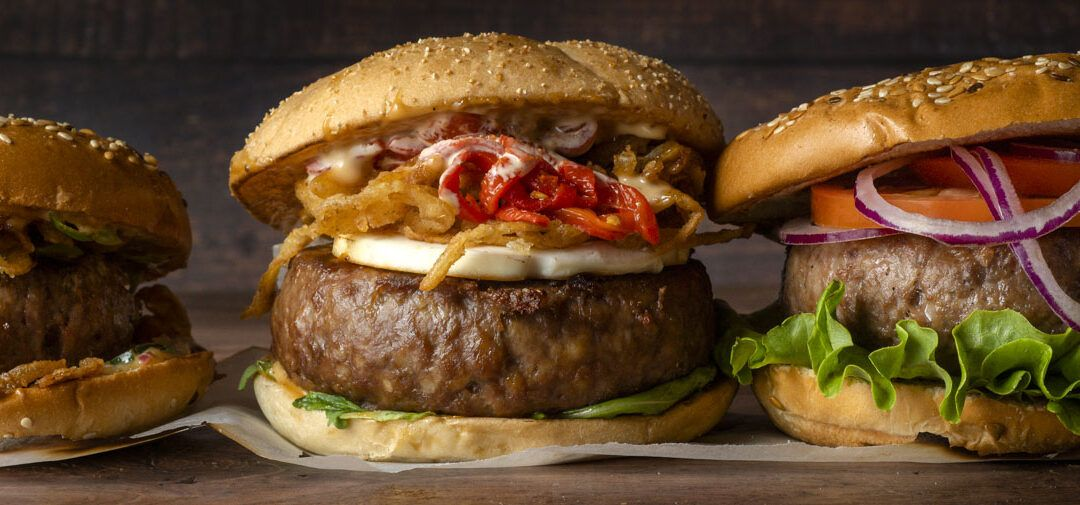 3 pasos para hacer la mejor hamburguesa casera
